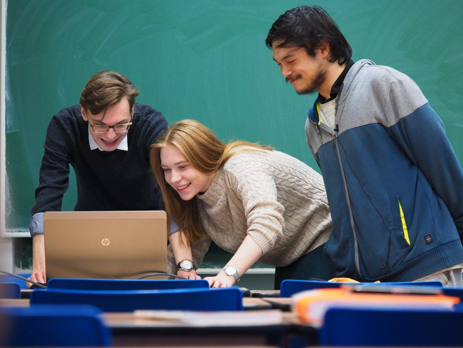 """Admission to the master's program """"Advanced Mathematics"""" continues"""
