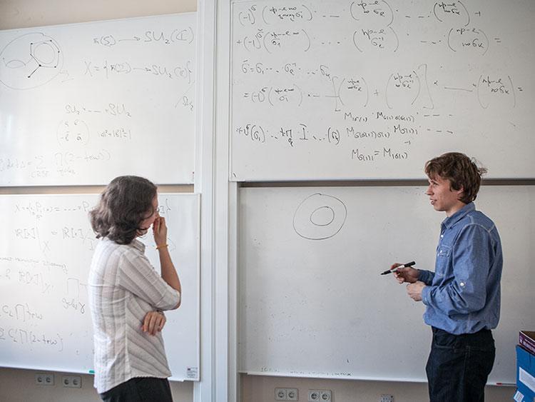 Рекорды приема на математику в СПбГУ