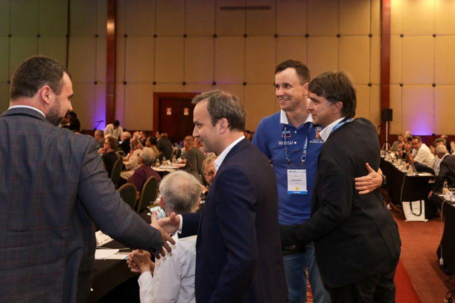 ICM 2022 will be held in Saint Petersburg