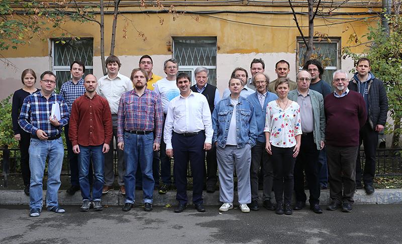 Eight positions in Saint Petersburg